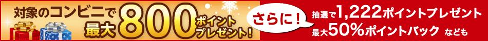 今年もありがとう大感謝キャンペーン!<要エントリー>